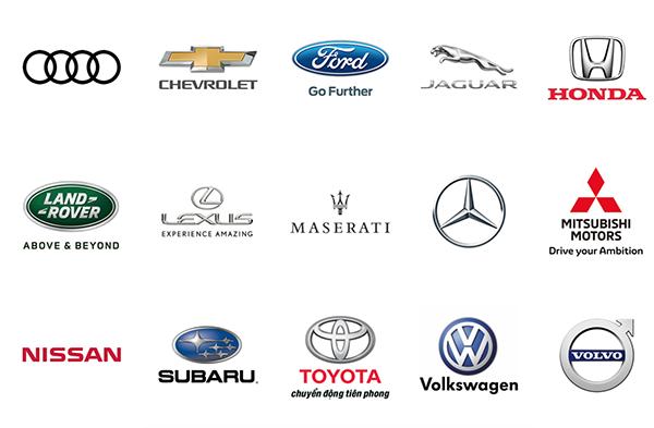 Vietnam Motorshow năm nay sẽ chỉ còn lại 15 thương hiệu, bao gồm Audi, Chevrolet, Ford, Honda, Jaguar, Land Rover, Lexus, Maserati, Mercedes-Benz, Mitsubishi, Nissan, Subaru, Toyota, Volkswagen và Volvo.