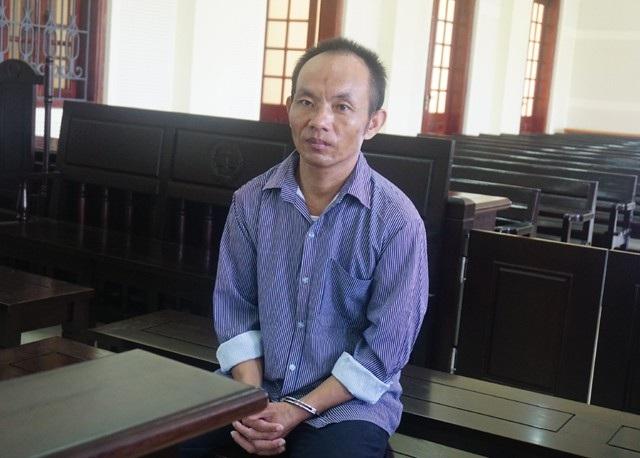 Bị cáo Và Tồng Cu tại phiên tòa
