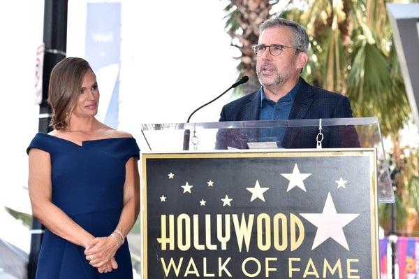 Jennifer Garner trong buổi lễ đặt sao trên đại lộ Danh vọng ở Hollywood, California, Mỹ ngày 20/8 vừa qua