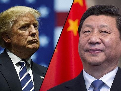 Cuộc chiến thương mại Mỹ-Trung Quốc ngày càng leo thang căng thẳng. Ảnh: WCCFTECH.