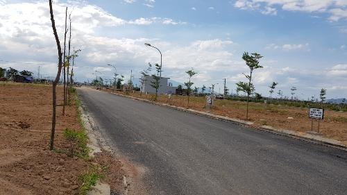 Cơ sở hạ tầng dự án cơ bản đã được hoàn thiện