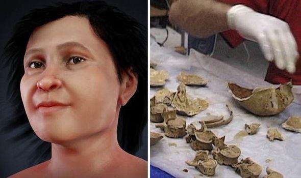 Người sống cách đây 13.600 năm, cổ nhất châu Mỹ trông như thế này? - Ảnh 1.