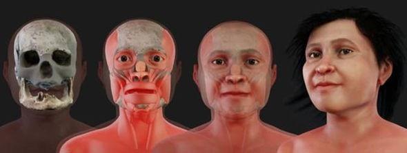 Người sống cách đây 13.600 năm, cổ nhất châu Mỹ trông như thế này? - Ảnh 2.