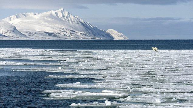 Bắc Cực không còn đóng băng và mối đe dọa khủng khiếp với Trái đất - Ảnh 1.