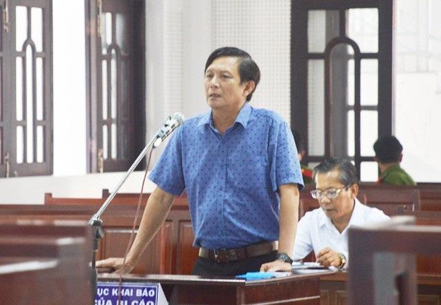 Sau loạt bài điều tra của Dân trí, nguyên Chi cục trưởng thi hành án nhận 18 tháng tù! - Ảnh 2.