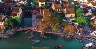 Cảnh đẹp mê hồn được trích trong clip Việt Nam có gì để khám phá? của bạn trẻ Phạm Ngọc Tiến