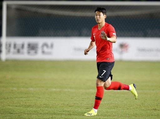 Son Heung Min, ngôi sao sáng nhất của đội tuyển Olympic Hàn Quốc ở Asiad 18