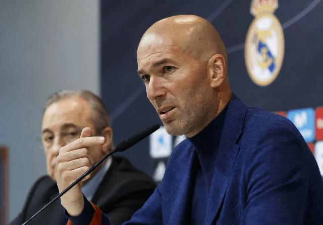 Juventus muốn mời HLV Zidane