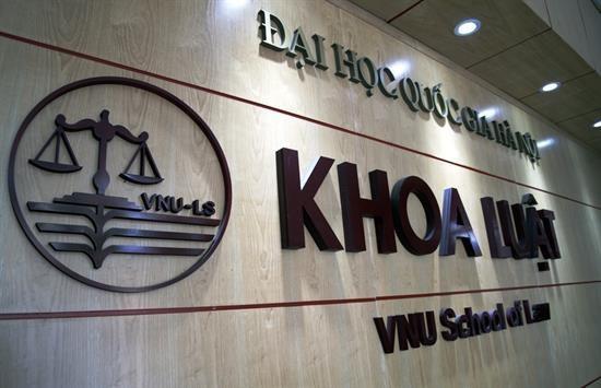 Khoa Luật - ĐH Quốc gia Hà Nội