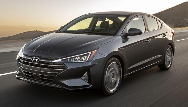 Hyundai nâng cấp Elantra, thêm nhiều trang bị - 1