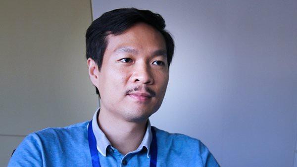 Phạm Kim: Nhân tài trở về cần đất dụng võ. Ảnh: Nguyễn Thảo