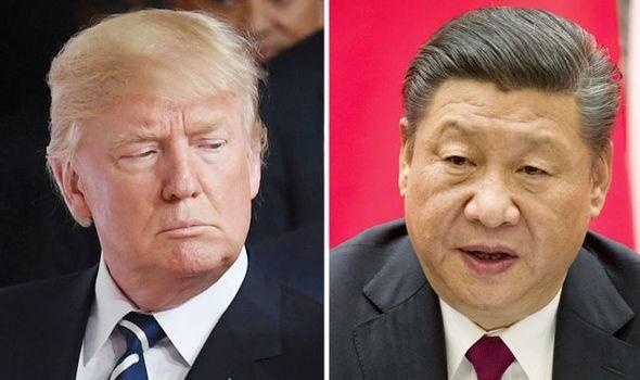 Đàm phán thương mại Mỹ - Trung không đạt được thỏa thuận. (Nguồn: Daily Express)
