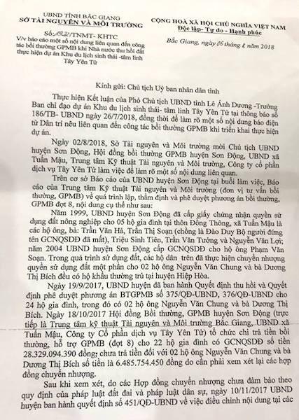Bắc Giang: Phó chủ tịch huyện phát hiện sai phạm hay vẽ ra chuyện để hành dân? - Ảnh 2.