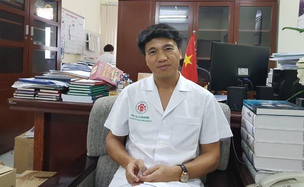 PGS.TS Lê Văn Đoàn