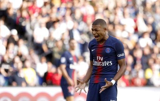 Mbappe tiếp tục thể hiện phong độ cao sau World Cup 2018