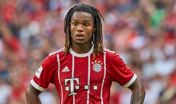 Renato Sanches sẽ lại bị đẩy khỏi Bayern Munich