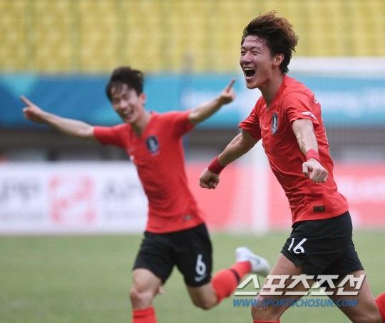 Olympic Hàn Quốc 4-3 Olympic Uzbekistan: Vỡ òa phút 117 - 6