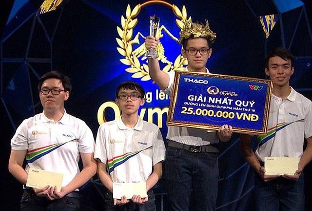 Nguyễn Hoàng Cường: kỷ lục gia đạt điểm tuyệt đối phần thi Khởi động