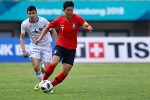 Olympic Hàn Quốc 4-3 Olympic Uzbekistan: Vỡ òa phút 117 - 14