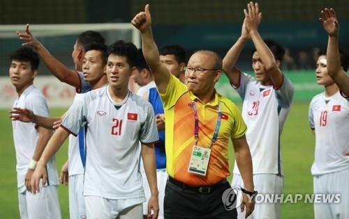Olympic Việt Nam gây chấn động làng túc cầu châu Á