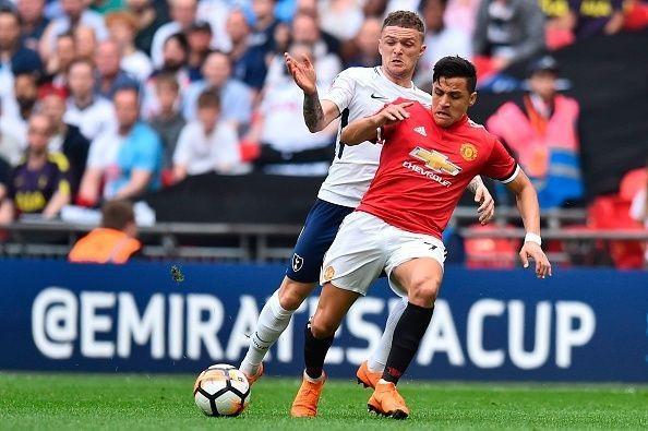 Ba điểm nóng ở trận đại chiến giữa Man Utd và Tottenham - 3