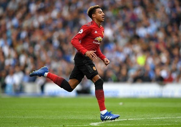 Tiền vệ Lingard nhiều khả năng sẽ thay thế Juan Mata trong trận gặp Tottenham