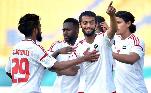 UAE vào bán kết gặp Nhật Bản, sau khi đánh bại CHDCND Triều Tiên ở tứ kết