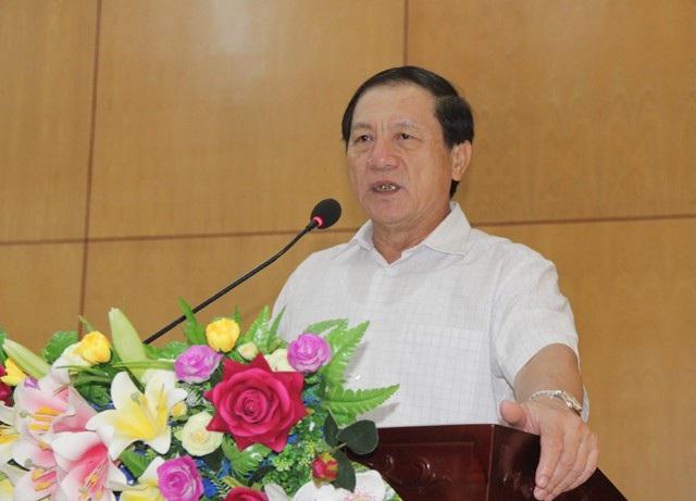 Ông Lê Minh Thông – Phó Chủ tịch UBND tỉnh Nghệ An