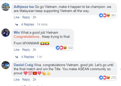 Người hâm mộ châu Á chúc mừng chiến tích lịch sử của Olympic Việt Nam - 5