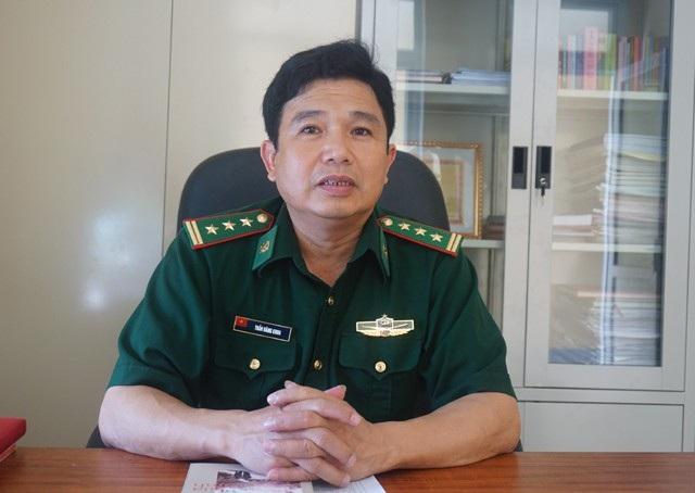 Thượng tá Trần Đăng Khoa - Chủ nhiệm chính trị Bộ Chỉ huy BĐBP Nghệ An: Giúp đỡ đồng bào vùng biên giới thoát nghèo là một trong những nhiệm vụ trọng tâm của BĐBP Nghệ An