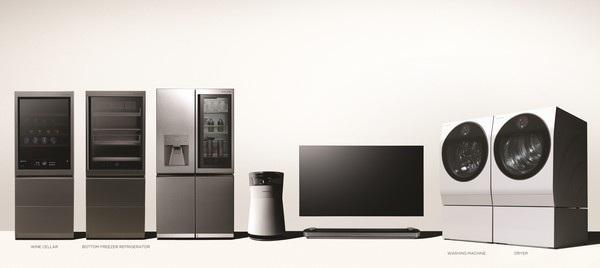 LG sẽ trình làng loạt sản phẩm thiết bị gia dụng thông minh tại IFA 2018