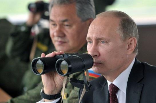 Tổng thống Nga Vladimir Putin dự kiến sẽ giám sát cuộc tập trận. (Ảnh: Sputnik)
