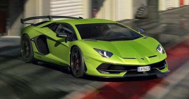 Lamborghini Aventador LP 770-4 SVJ - Mở màn bằng kỷ lục tốc độ - 4