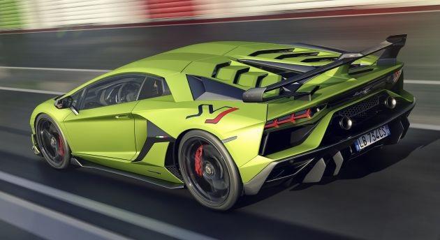 Lamborghini Aventador LP 770-4 SVJ - Mở màn bằng kỷ lục tốc độ - 2