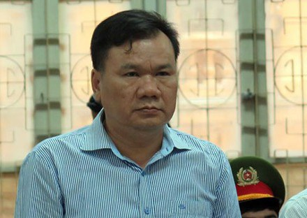 Đỗ Văn Hồng, nói về khoản tiền tạm ứng 20 tỉ đồng sử dụng sai mục đích gây thiệt hại cho Nhà nước.
