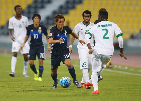 Olympic Saudi Arabia 1-2 Olympic Nhật Bản: Sức mạnh của Samurai lộ diện - 1