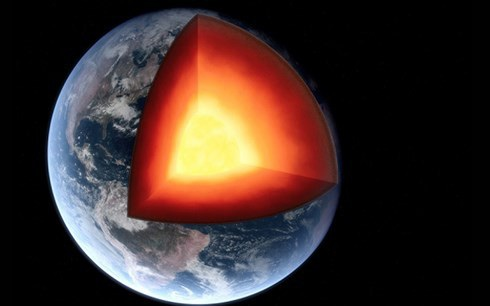 Kho kim cương khổng lồ có thể đang nằm dưới lòng đất. (Ảnh minh họa: news.mit.edu)