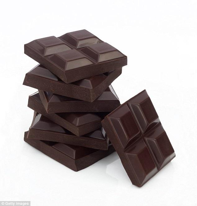 Thỉnh thoảng ăn một thanh sô cô la có thể thực sự tốt cho sức khỏe