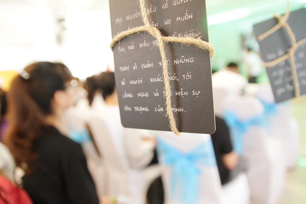 Đây là dự án SEALNet Việt Nam 2018 nhằm thúc đẩy tinh thần lãnh đạo của thế hệ trẻ trong khu vực là nơi những người trẻ có tố chất lãnh đạo, sẵn sàng thử sức, đủ nhiệt huyết và ý chí, cống hiến hết mình cho xã hội