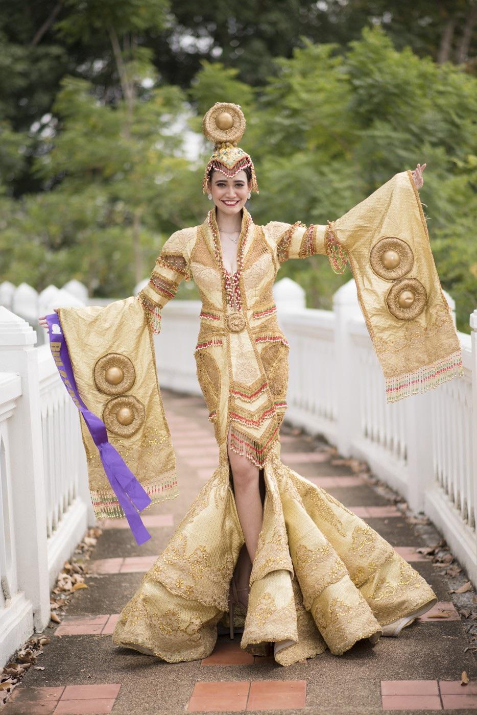Trang phục dân tộc Bulanca - Philippine