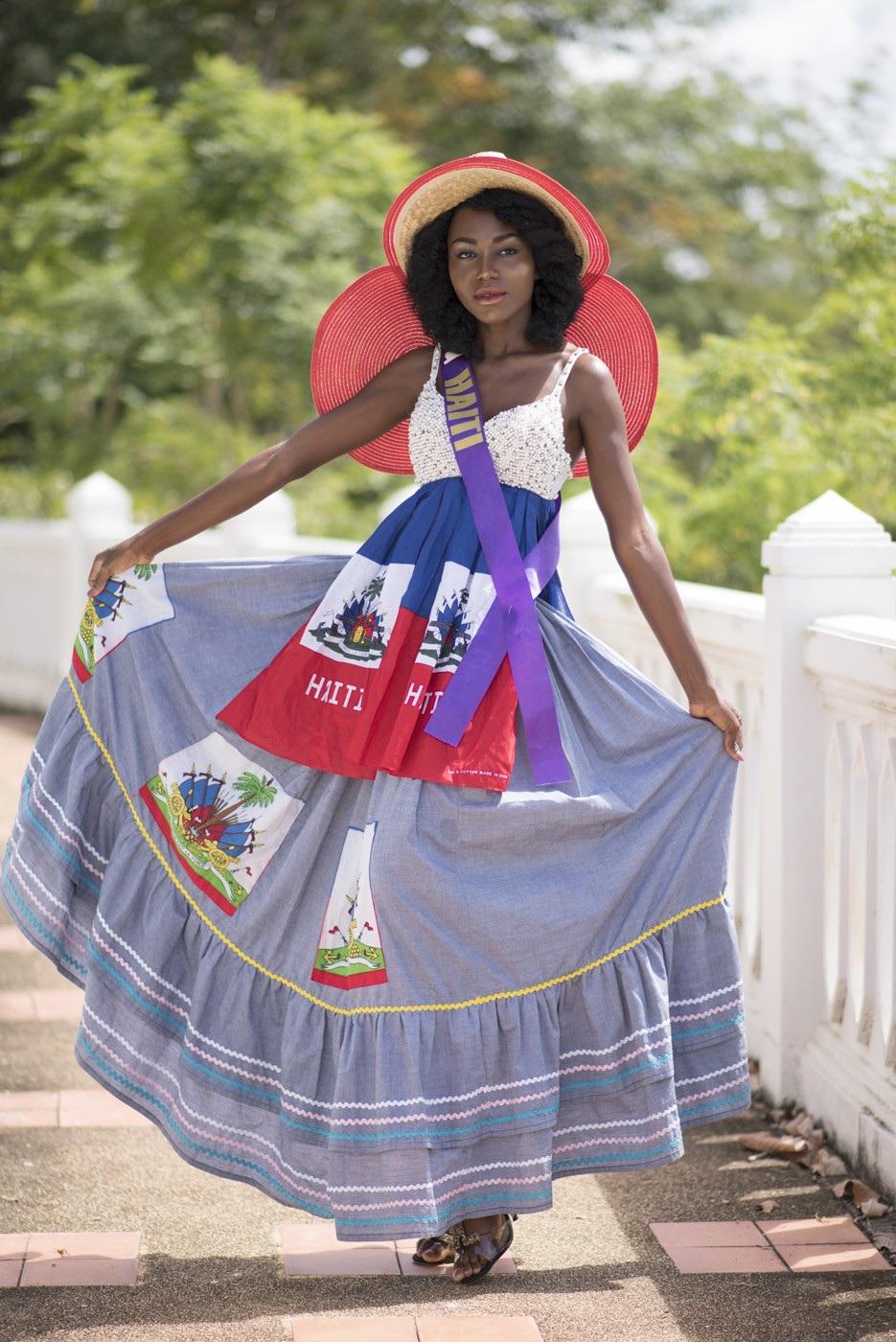 Trang phục nước Haiti