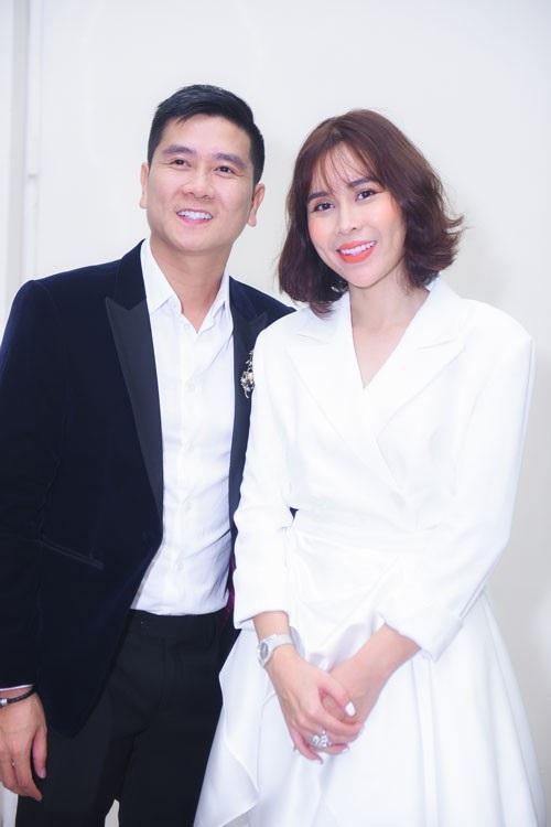 Cặp đôi Hồ Hoài Anh- Lưu Hương Giang.