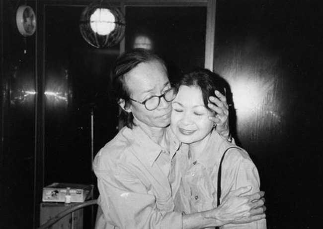 Khánh Ly có mối quan hệ thâm tình với cố nhạc sĩ.
