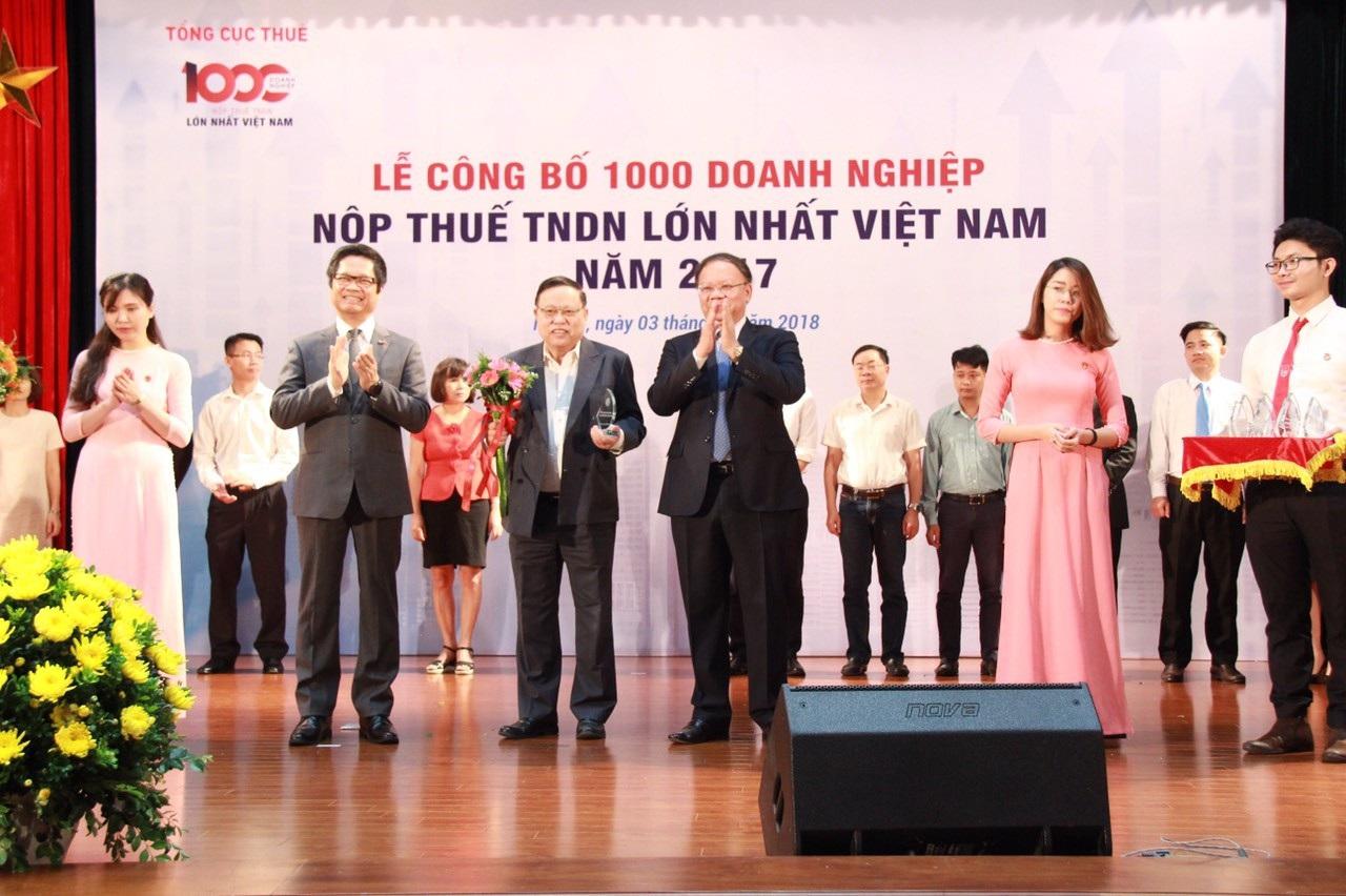 Vietjet lọt top 100 doanh nghiệp nộp thuế lớn nhất Việt Nam