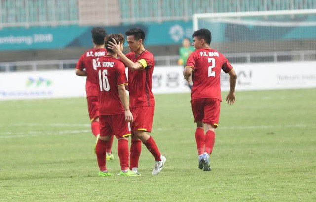 Olympic Việt Nam đã cho thấy nỗ lực đáng khen