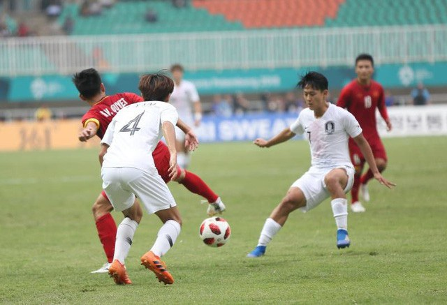 Olympic Hàn Quốc hơn hẳn chúng ta về đẳng cấp