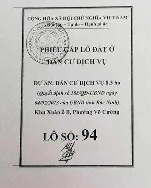 Khởi tố vụ án điều tra sai phạm đất đai nghiêm trọng tại TP Bắc Ninh - Ảnh 2.