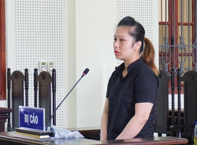 Bị cáo Lô Thị Ngọc