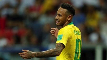 Thói ăn vạ khiến Neymar bị nhiều người lên án