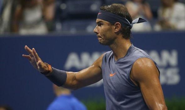 US Open: Murray bị loại, Nadal tiến vào vong ba - 2